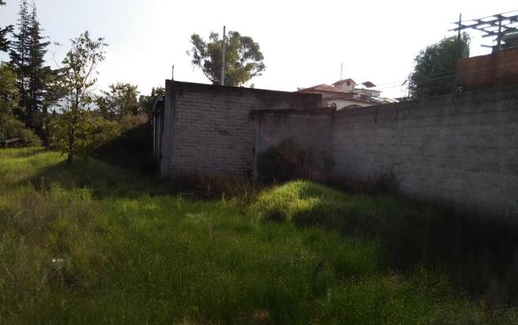 Foto de terreno habitacional en venta en  1, san mateo mozoquilpan, otzolotepec, méxico, 2010022 No. 02
