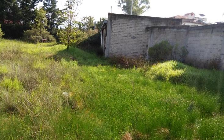 Foto de terreno habitacional en venta en  1, san mateo mozoquilpan, otzolotepec, méxico, 2010022 No. 07