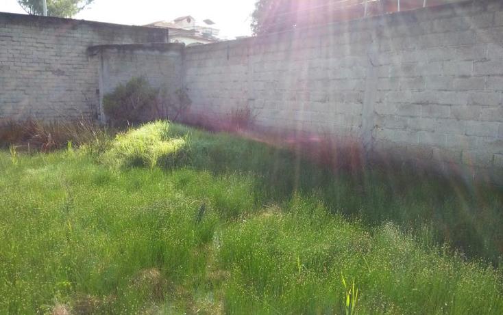 Foto de terreno habitacional en venta en  1, san mateo mozoquilpan, otzolotepec, méxico, 2010022 No. 09