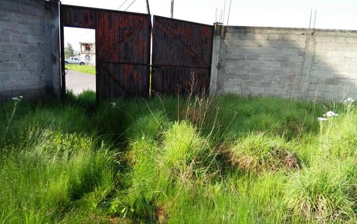 Foto de terreno habitacional en venta en  1, san mateo mozoquilpan, otzolotepec, méxico, 2010022 No. 10