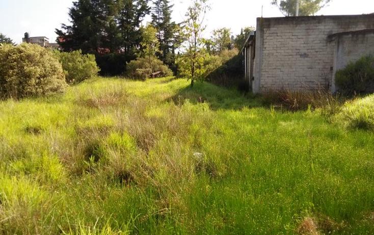Foto de terreno habitacional en venta en  1, san mateo mozoquilpan, otzolotepec, méxico, 2010022 No. 11