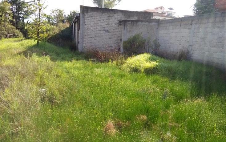 Foto de terreno habitacional en venta en  1, san mateo mozoquilpan, otzolotepec, méxico, 2010022 No. 12