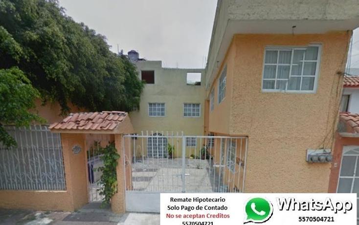 Foto de casa en venta en  1, san miguel amantla, azcapotzalco, distrito federal, 1807302 No. 01