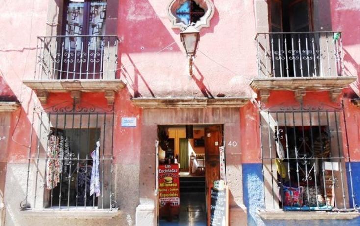 Foto de casa en venta en  1, san miguel de allende centro, san miguel de allende, guanajuato, 1447113 No. 09