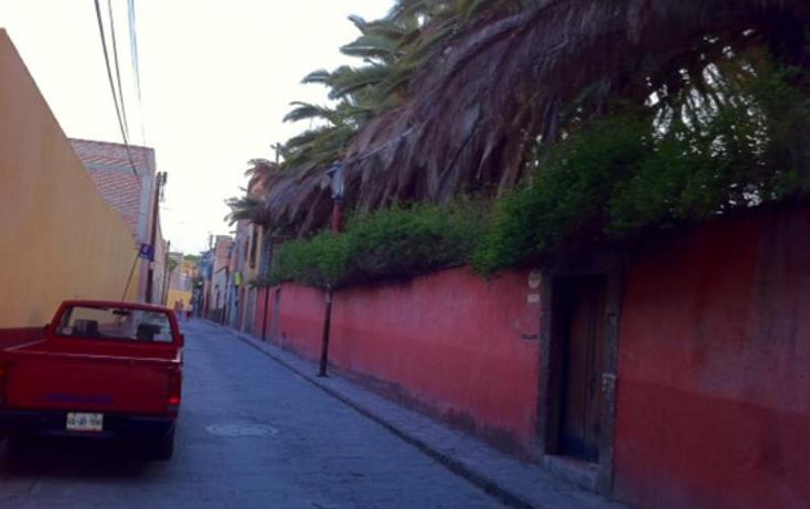 Foto de casa en venta en  1, san miguel de allende centro, san miguel de allende, guanajuato, 679345 No. 12