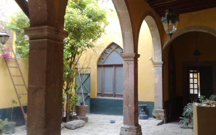 Foto de casa en venta en  1, san miguel de allende centro, san miguel de allende, guanajuato, 680241 No. 13