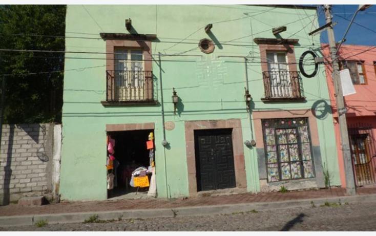 Foto de casa en venta en  1, san miguel de allende centro, san miguel de allende, guanajuato, 690765 No. 01