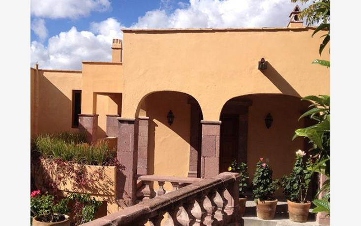 Foto de casa en venta en  1, san miguel de allende centro, san miguel de allende, guanajuato, 690849 No. 09