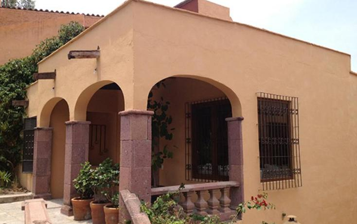 Foto de casa en venta en salida a queretaro 1, san miguel de allende centro, san miguel de allende, guanajuato, 690853 No. 02