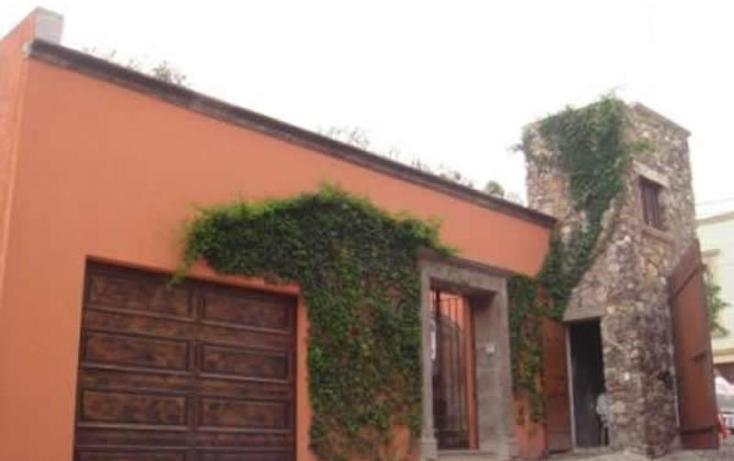 Foto de casa en venta en san jose del obraje 1, san miguel de allende centro, san miguel de allende, guanajuato, 699205 No. 06