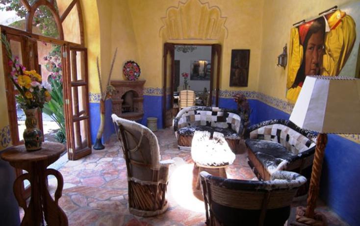 Foto de casa en venta en centro hospicio 1, san miguel de allende centro, san miguel de allende, guanajuato, 712933 No. 10