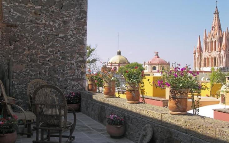 Foto de casa en venta en  1, san miguel de allende centro, san miguel de allende, guanajuato, 712933 No. 16