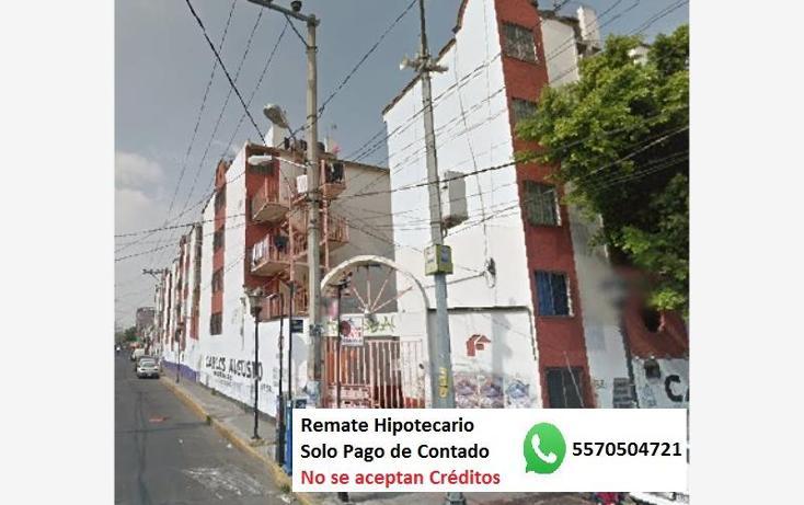 Foto de departamento en venta en  1, san pablo, iztapalapa, distrito federal, 1826574 No. 01