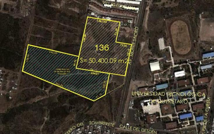 Foto de terreno comercial en venta en  1, san pablo, querétaro, querétaro, 1437507 No. 05
