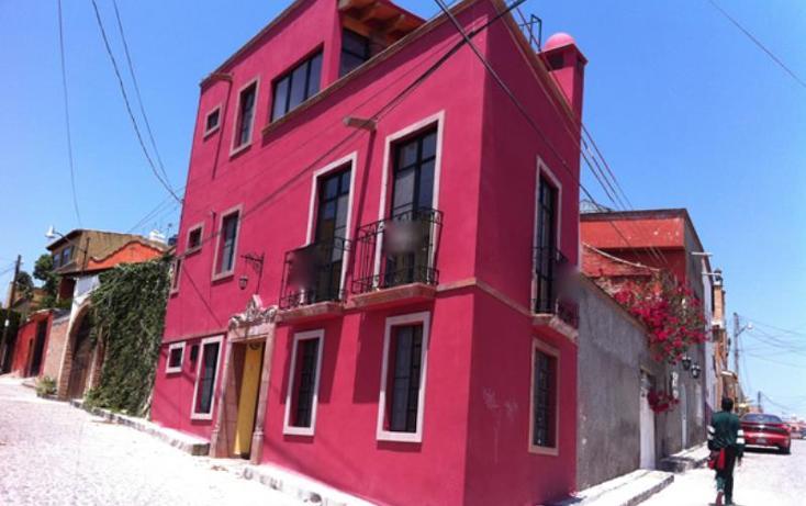 Foto de casa en venta en  1, san rafael, san miguel de allende, guanajuato, 699185 No. 06