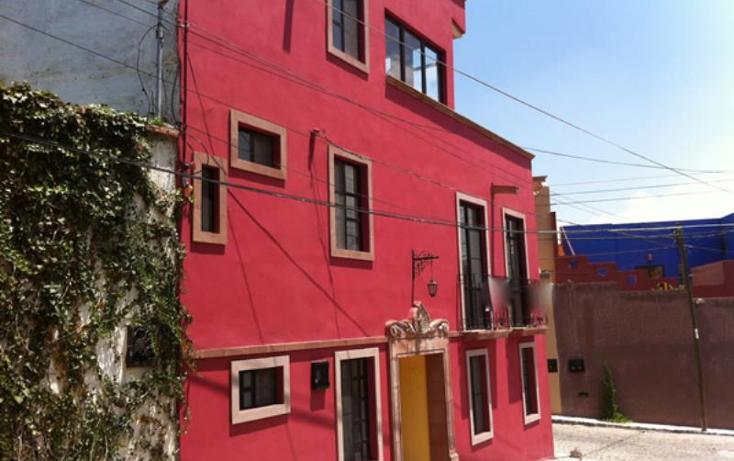 Foto de casa en venta en  1, san rafael, san miguel de allende, guanajuato, 699185 No. 07