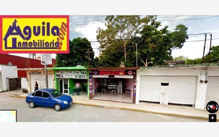 Foto de local en venta en  1, santa amalia, comalcalco, tabasco, 625455 No. 01