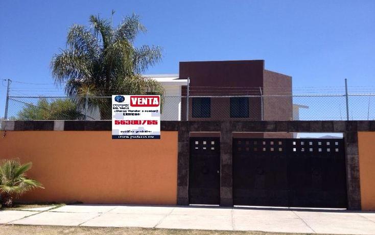 Foto de casa en venta en  1, santa fe, tequisquiapan, quer?taro, 1396881 No. 01