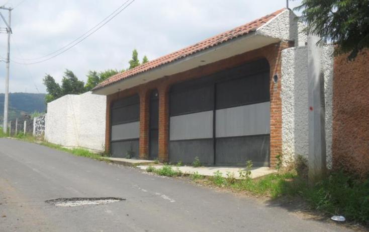 Foto de casa en venta en  1, santa inés, atlatlahucan, morelos, 577274 No. 01