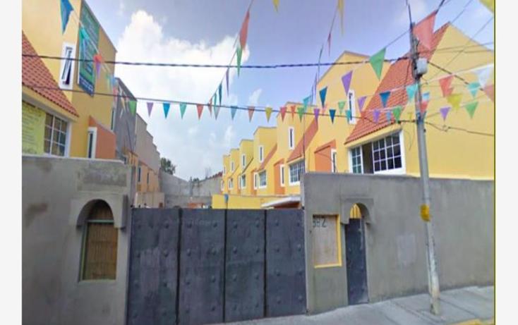Foto de casa en venta en  1, santa isabel tola, gustavo a. madero, distrito federal, 2027830 No. 01