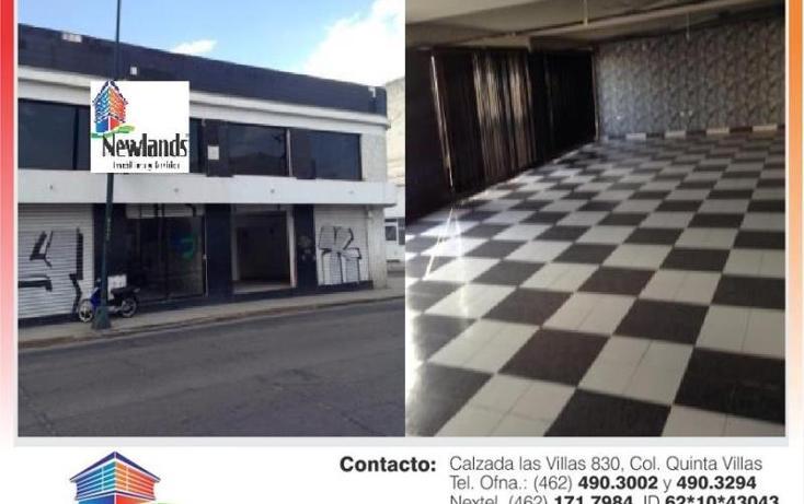 Foto de local en renta en  1, santa julia, irapuato, guanajuato, 983273 No. 01