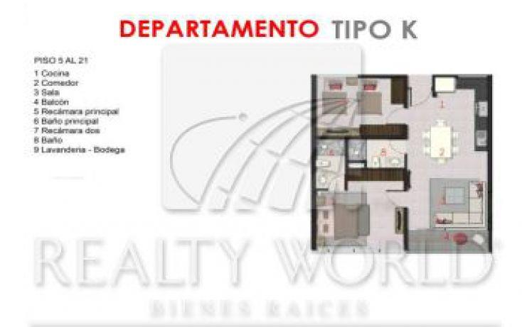 Foto de departamento en venta en 1, santa maría, monterrey, nuevo león, 968487 no 05