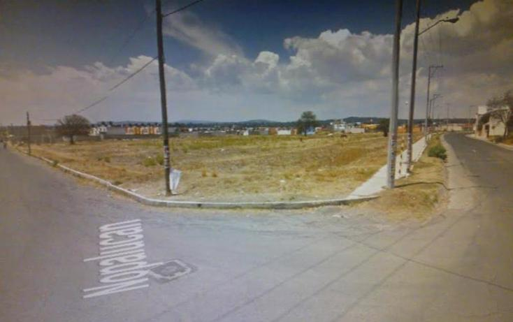 Foto de terreno habitacional en venta en  1, santa úrsula zimatepec, yauhquemehcan, tlaxcala, 753981 No. 02
