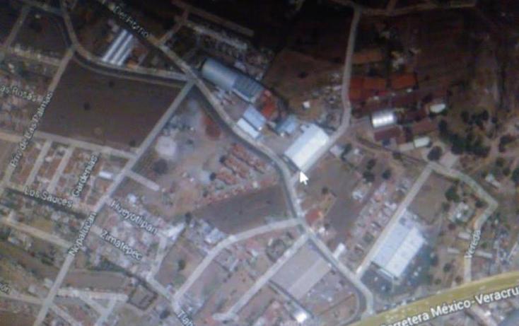 Foto de terreno habitacional en venta en  1, santa úrsula zimatepec, yauhquemehcan, tlaxcala, 753981 No. 08