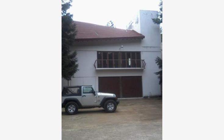 Foto de casa en venta en  1, santo tomas ajusco, tlalpan, distrito federal, 1667486 No. 02