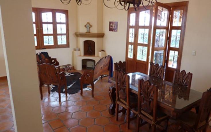 Foto de casa en venta en  1, santuario de atotonilco, san miguel de allende, guanajuato, 685389 No. 08