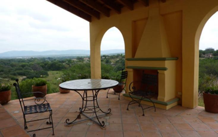 Foto de casa en venta en  1, santuario de atotonilco, san miguel de allende, guanajuato, 685389 No. 12