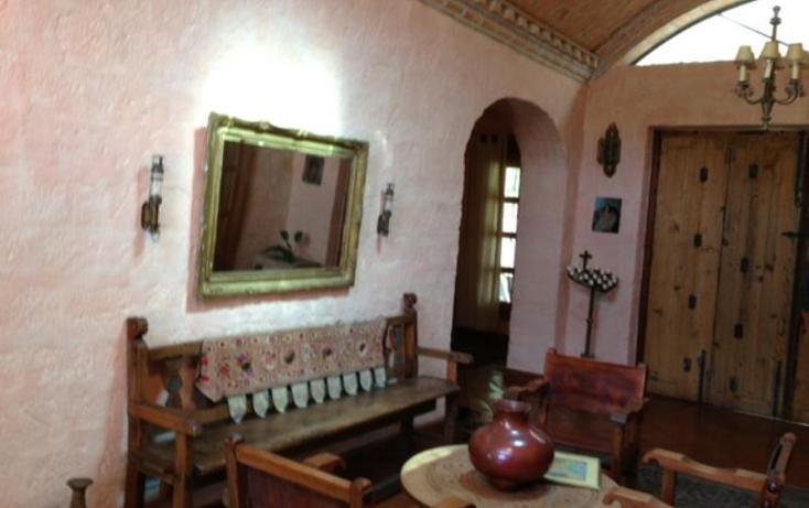 Foto de casa en venta en  1, santuario de atotonilco, san miguel de allende, guanajuato, 698885 No. 09