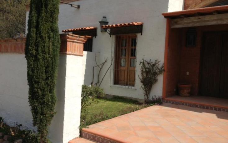 Foto de casa en venta en  1, santuario de atotonilco, san miguel de allende, guanajuato, 698885 No. 12