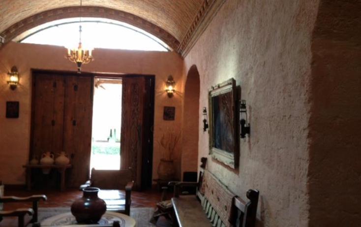 Foto de casa en venta en  1, santuario de atotonilco, san miguel de allende, guanajuato, 698885 No. 17