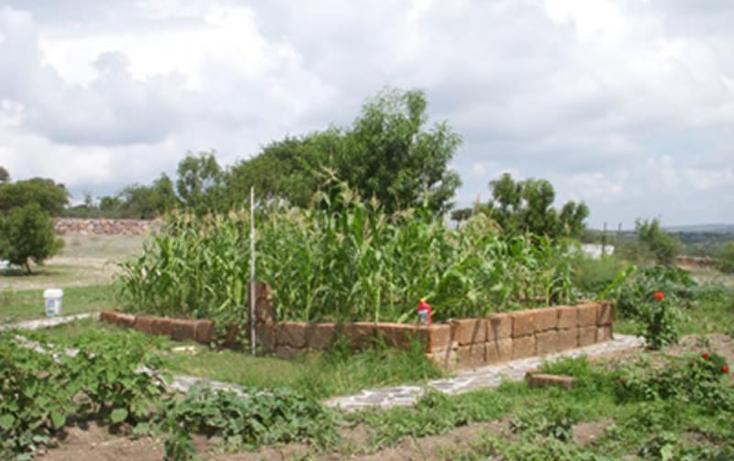 Foto de rancho en venta en  1, santuario de atotonilco, san miguel de allende, guanajuato, 715461 No. 05