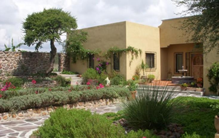 Foto de rancho en venta en  1, santuario de atotonilco, san miguel de allende, guanajuato, 715461 No. 09