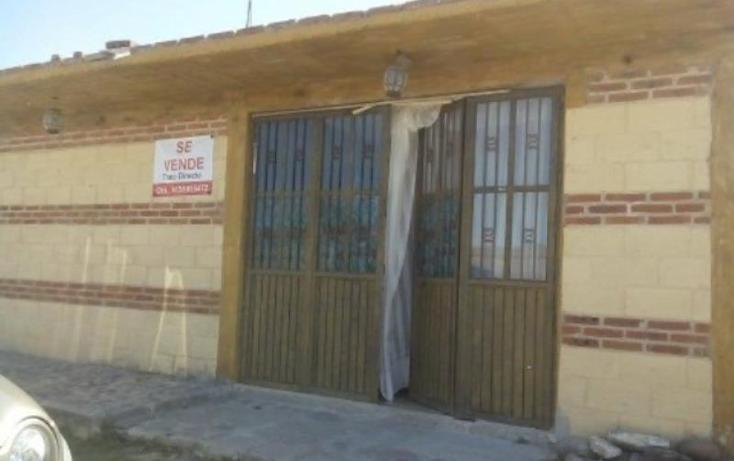 Foto de terreno habitacional en venta en  1, santuario de atotonilco, san miguel de allende, guanajuato, 840275 No. 01