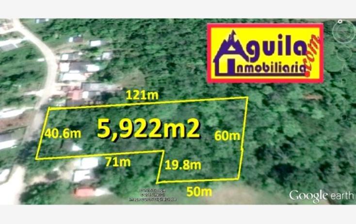 Foto de terreno habitacional en venta en  1, sur, comalcalco, tabasco, 999165 No. 02