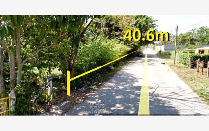 Foto de terreno habitacional en venta en  1, sur, comalcalco, tabasco, 999165 No. 04
