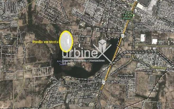 Foto de terreno industrial en venta en  1, tamaulipas, nuevo laredo, tamaulipas, 957507 No. 01