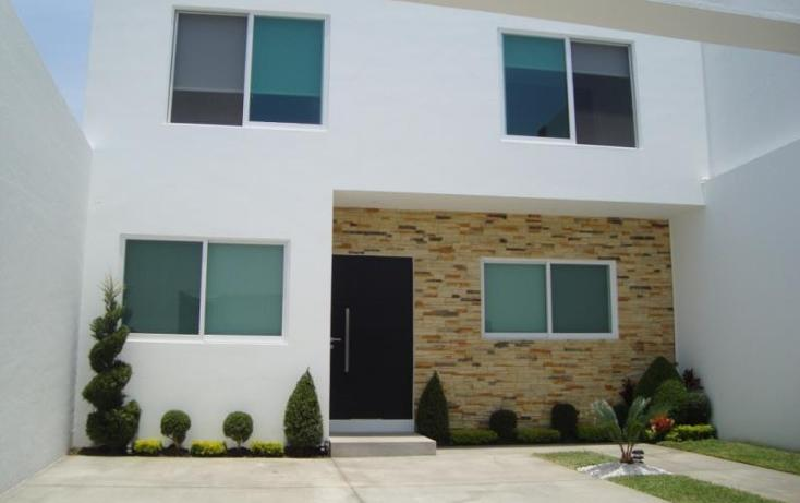 Foto de casa en venta en  1, tarianes, jiutepec, morelos, 472587 No. 01