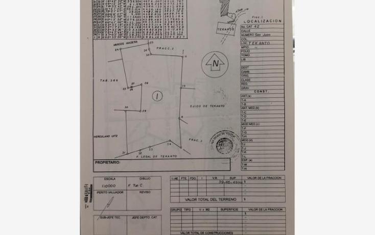 Foto de terreno industrial en venta en  1, tekanto, tekant?, yucat?n, 1986698 No. 01