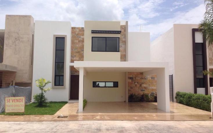 Foto de casa en venta en  1, temozon norte, mérida, yucatán, 1766210 No. 01