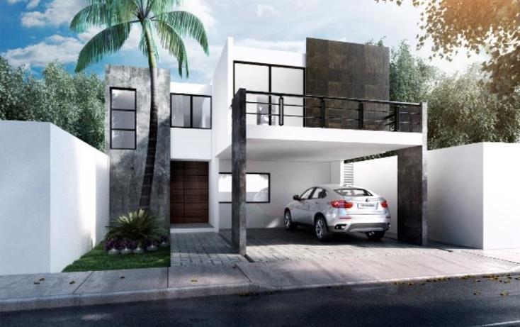 Foto de casa en venta en  1, temozon norte, mérida, yucatán, 1906404 No. 01