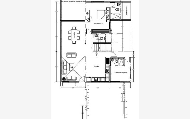 Foto de casa en venta en  1, temozon norte, m?rida, yucat?n, 1952728 No. 02