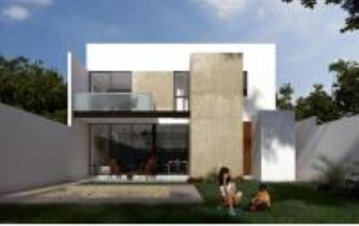 Foto de casa en venta en  1, temozon norte, mérida, yucatán, 961841 No. 02