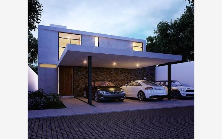 Foto de casa en venta en  1, temozon norte, mérida, yucatán, 961907 No. 01