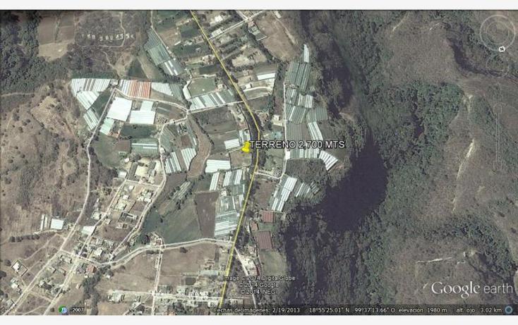 Foto de terreno habitacional en venta en carretera tenancingo tepetzingo 1, tenancingo de degollado, tenancingo, méxico, 572626 No. 05