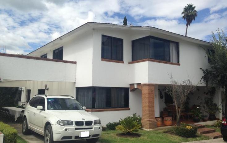 Foto de casa en venta en  1, tenancingo de degollado, tenancingo, m?xico, 572629 No. 01