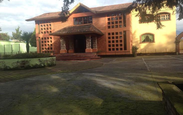 Foto de rancho en venta en  1, tenancingo de degollado, tenancingo, méxico, 572675 No. 02
